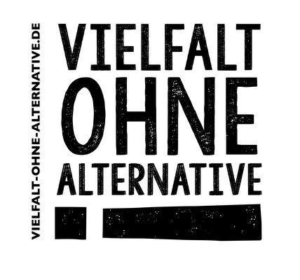 Logo Vielfalt ohne Alternative